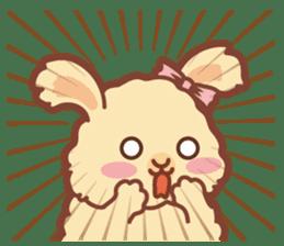 Kawaii Rabbits / Laura / redesigned sticker #1605217