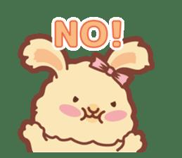 Kawaii Rabbits / Laura / redesigned sticker #1605218