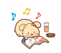 Kawaii Rabbits / Laura / redesigned sticker #1605231