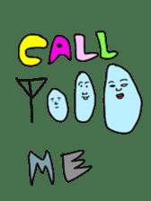 SAwAYAKA BlueMan sticker #1607757