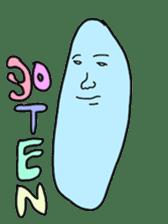 SAwAYAKA BlueMan sticker #1607777