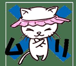 NYAMPOO HAT sticker #1610557