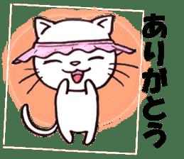 NYAMPOO HAT sticker #1610558