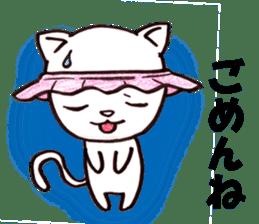 NYAMPOO HAT sticker #1610559
