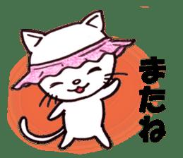 NYAMPOO HAT sticker #1610564