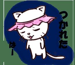 NYAMPOO HAT sticker #1610568