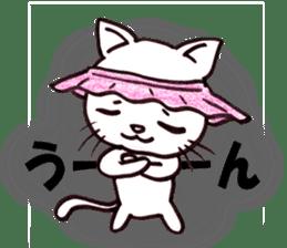 NYAMPOO HAT sticker #1610570