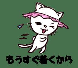 NYAMPOO HAT sticker #1610572