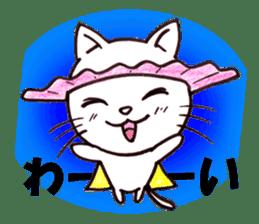 NYAMPOO HAT sticker #1610576