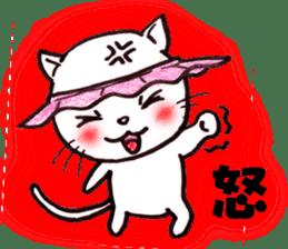 NYAMPOO HAT sticker #1610578