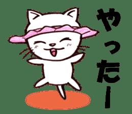 NYAMPOO HAT sticker #1610582