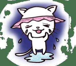 NYAMPOO HAT sticker #1610588