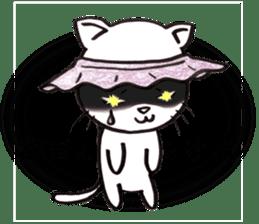 NYAMPOO HAT sticker #1610589