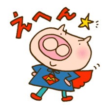 MIKIMARU sticker #1611161