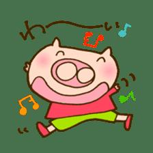 MIKIMARU sticker #1611174