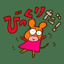 MIKIMARU sticker #1611185