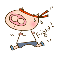 MIKIMARU sticker #1611188