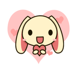 Tokki Toki Rabbit sticker #1611925