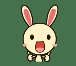 Tokki Toki Rabbit sticker #1611928