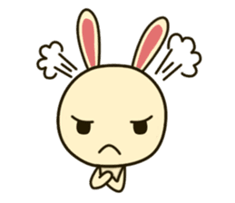 Tokki Toki Rabbit sticker #1611930