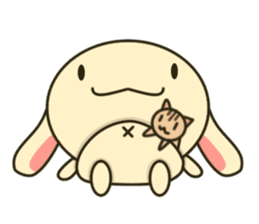 Tokki Toki Rabbit sticker #1611936