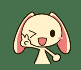 Tokki Toki Rabbit sticker #1611939