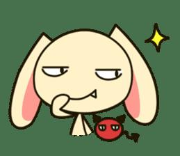 Tokki Toki Rabbit sticker #1611941
