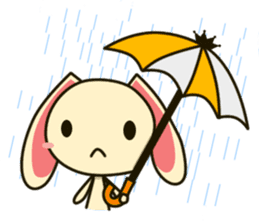 Tokki Toki Rabbit sticker #1611945