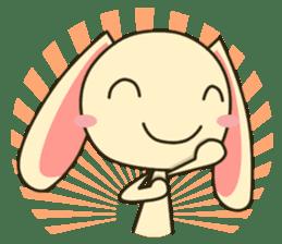 Tokki Toki Rabbit sticker #1611946