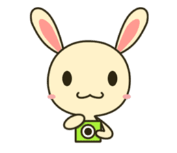 Tokki Toki Rabbit sticker #1611949