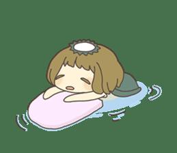 Cute Cryptid sticker #1613834
