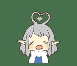 Cute Cryptid sticker #1613852