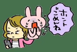 ventriloquism! sticker #1616644