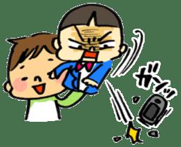 ventriloquism! sticker #1616660