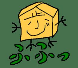 """HOHEI"" and ""TOKIN"" used in Shogi sticker #1618593"