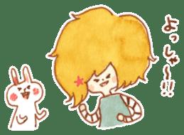 Bunny and Coco sticker #1618761