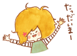 Bunny and Coco sticker #1618767