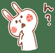 Bunny and Coco sticker #1618773