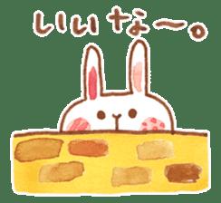 Bunny and Coco sticker #1618774