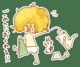Bunny and Coco sticker #1618777