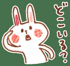 Bunny and Coco sticker #1618780