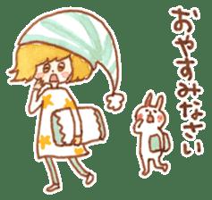 Bunny and Coco sticker #1618789