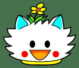 Pudding-chan kitten 2 sticker #1621353