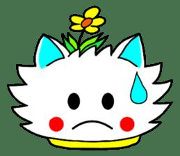 Pudding-chan kitten 2 sticker #1621354