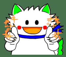Pudding-chan kitten 2 sticker #1621360