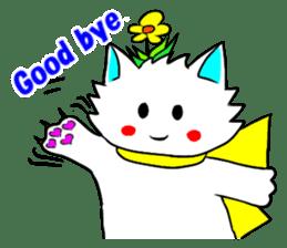 Pudding-chan kitten 2 sticker #1621361