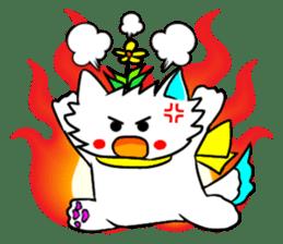 Pudding-chan kitten 2 sticker #1621365