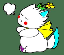 Pudding-chan kitten 2 sticker #1621366