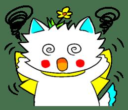Pudding-chan kitten 2 sticker #1621368