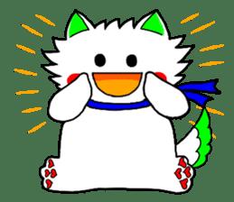 Pudding-chan kitten 2 sticker #1621371